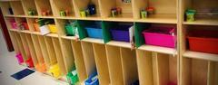 Kindergarten cubies!