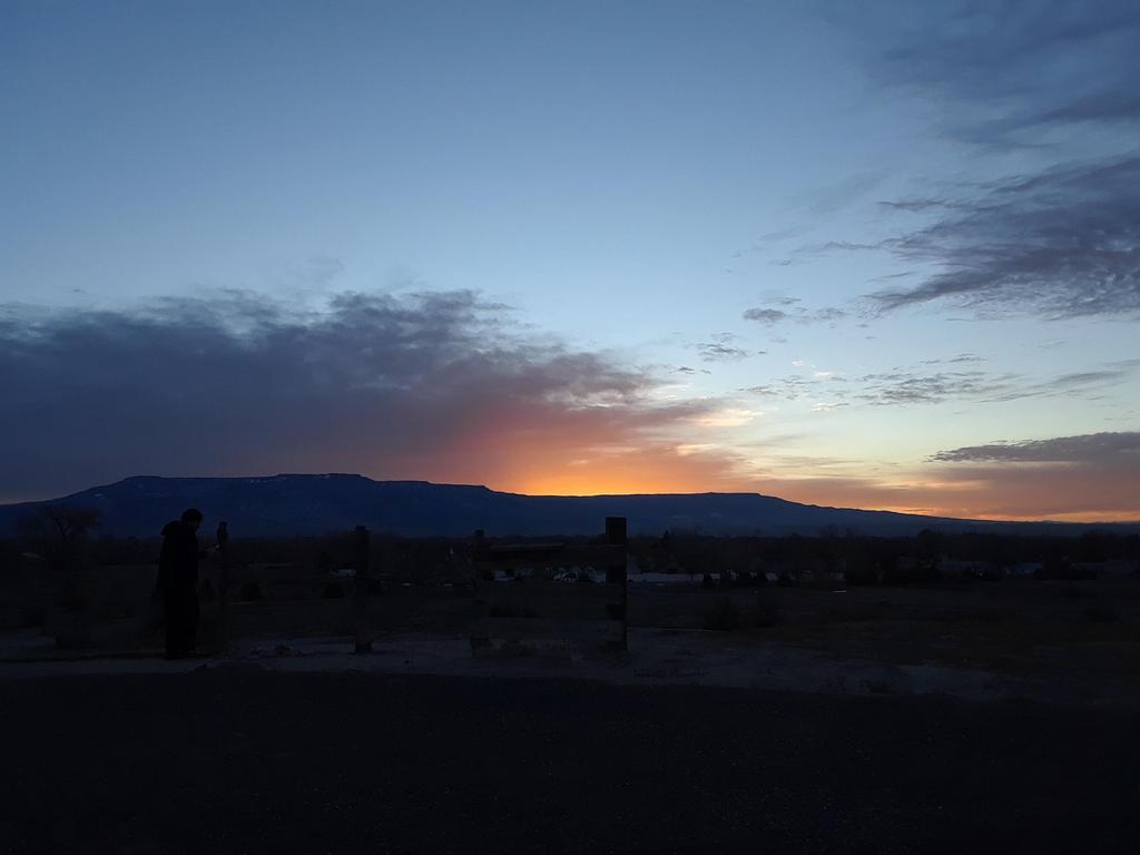 Sunrise at IACS
