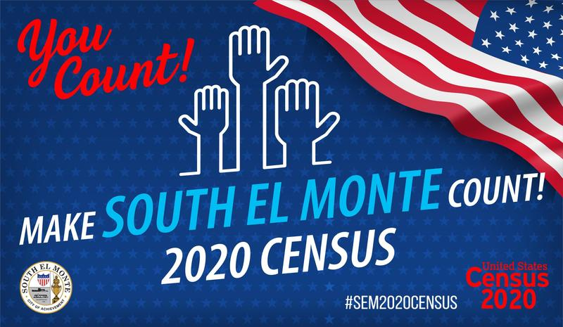 Make South El Monte Count! Featured Photo