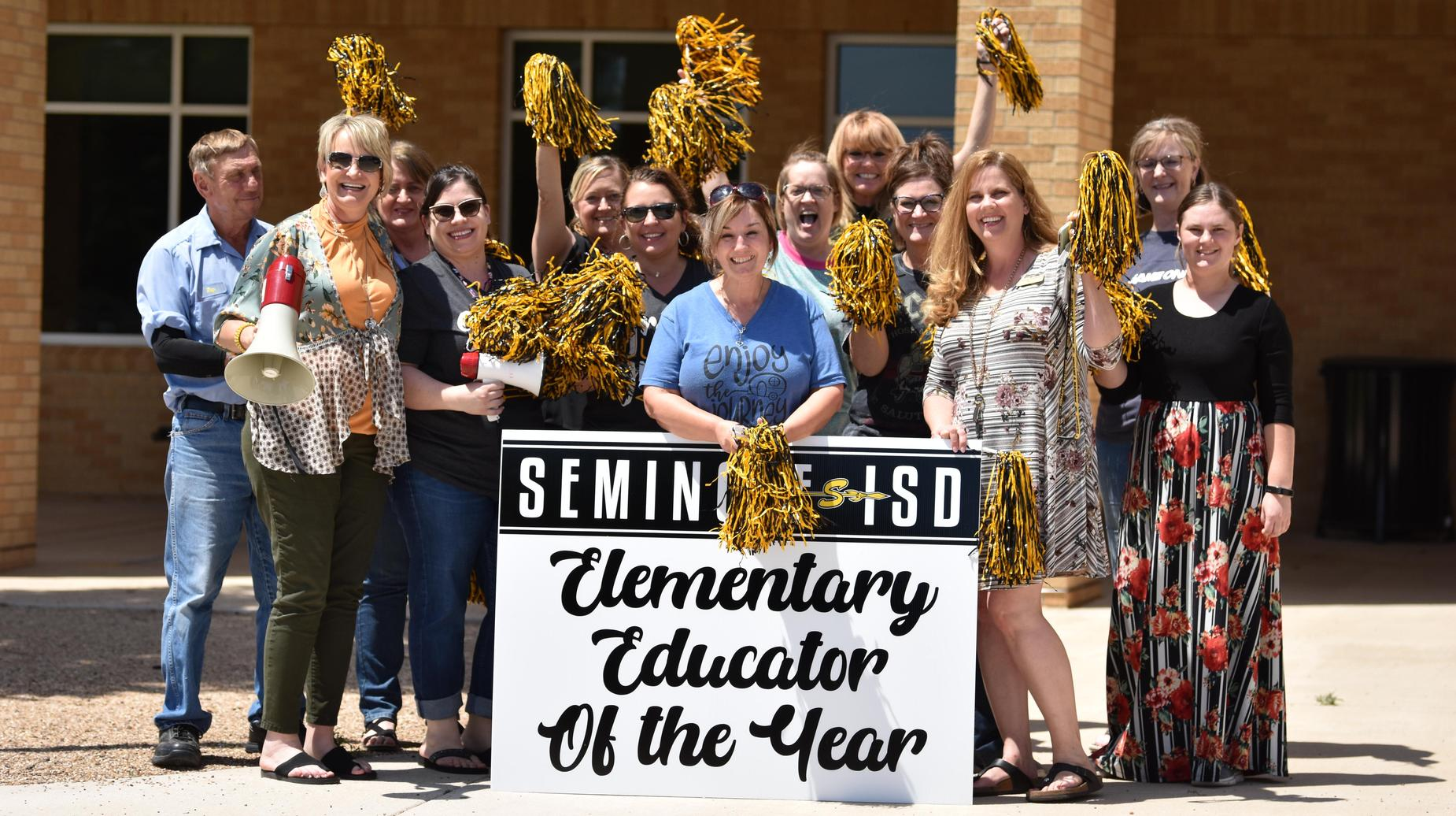 ELEMENTARY EDUCATOR OF THE YEAR