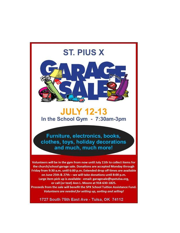 SPX 2019 Garage Sale, July 12-13 Thumbnail Image