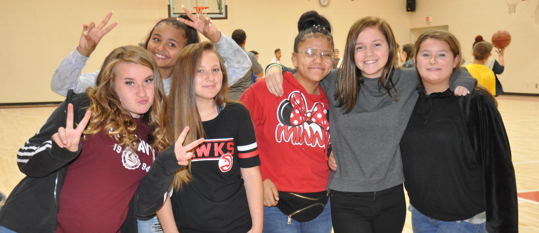Red Top Middle School Goes Back to School