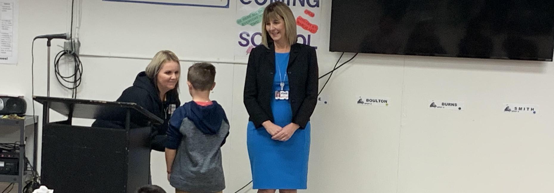 3rd Grade Awards Assembly