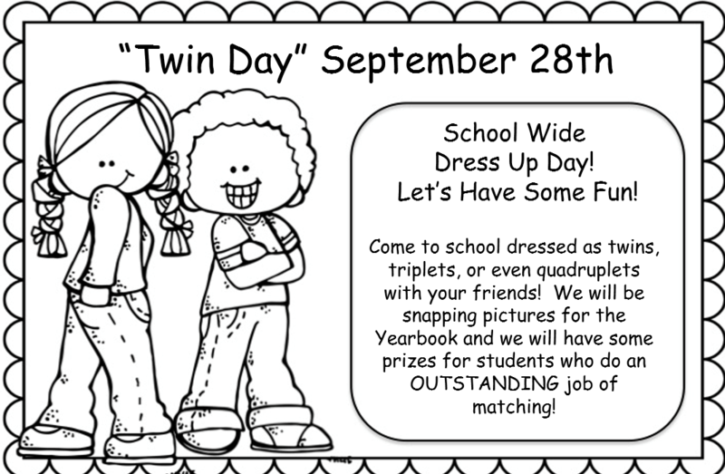 Twin Day At Maple Hill Featured Photo