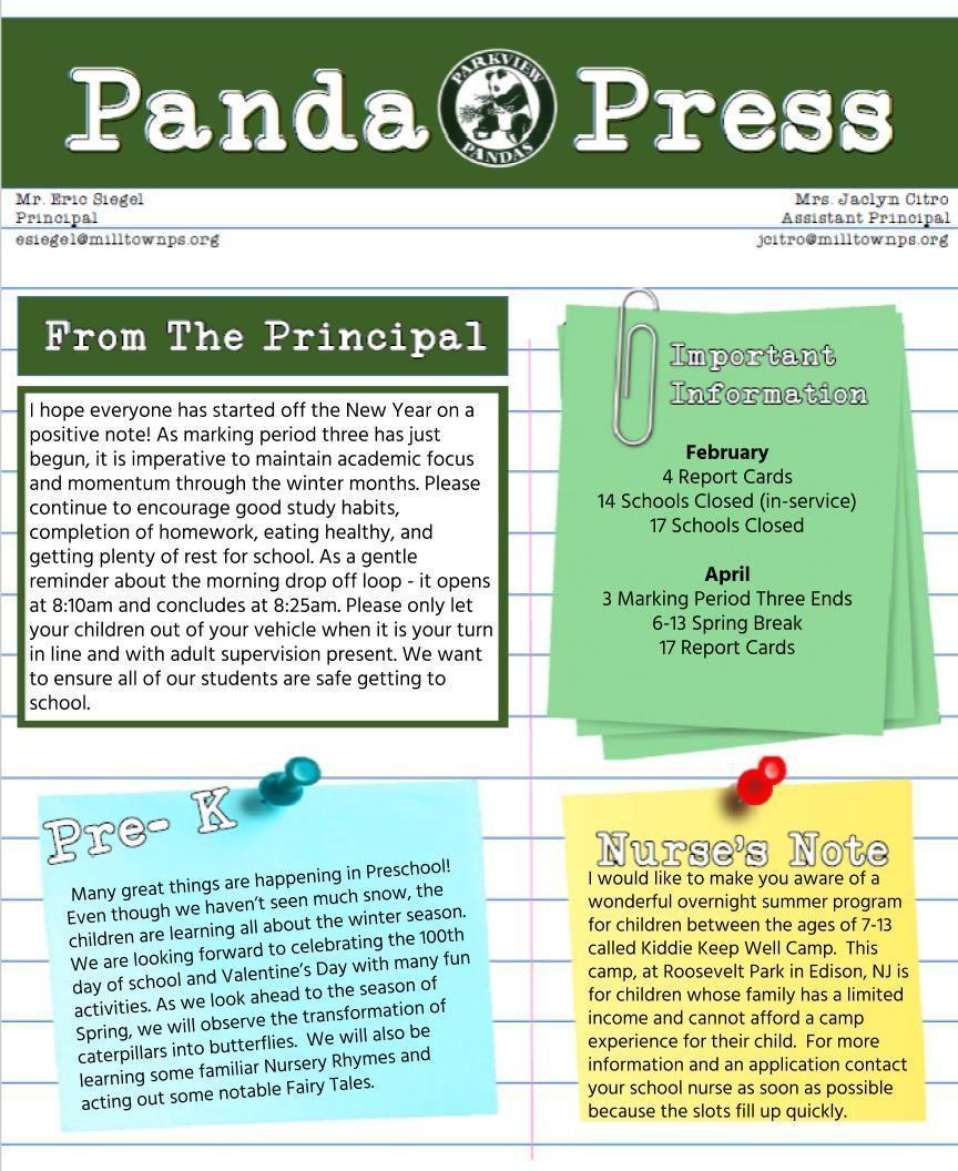 Panda Press 1