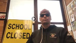 Josh Hood, assistant principal MS/HS