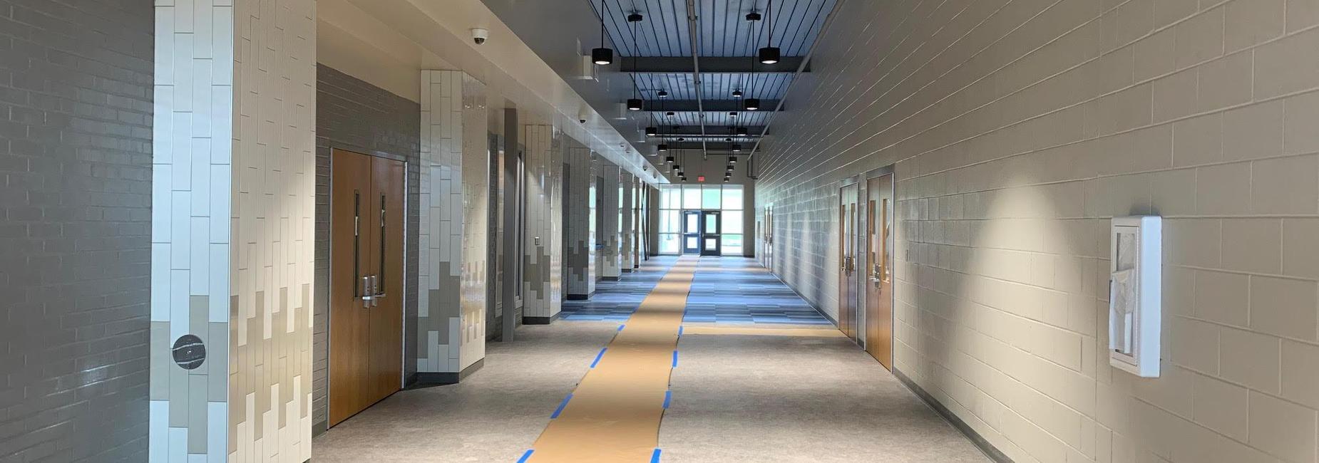 MCHS Gym Lobby