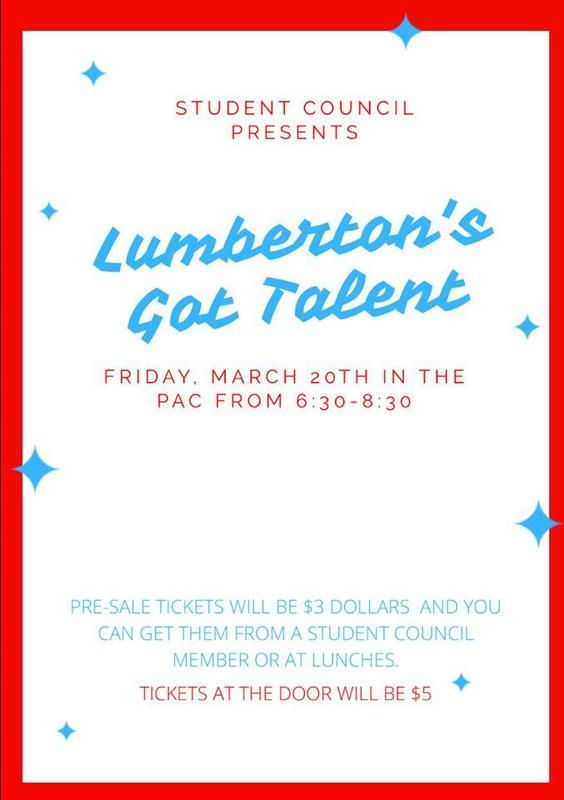 Lumberton's Got Talent
