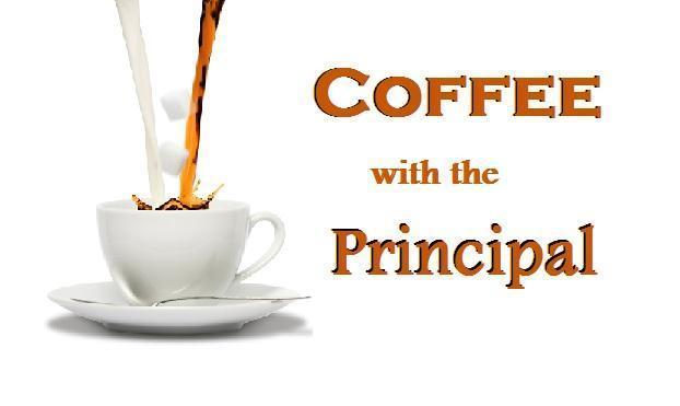 Coffee with the Principal/Cafe con el director Thumbnail Image