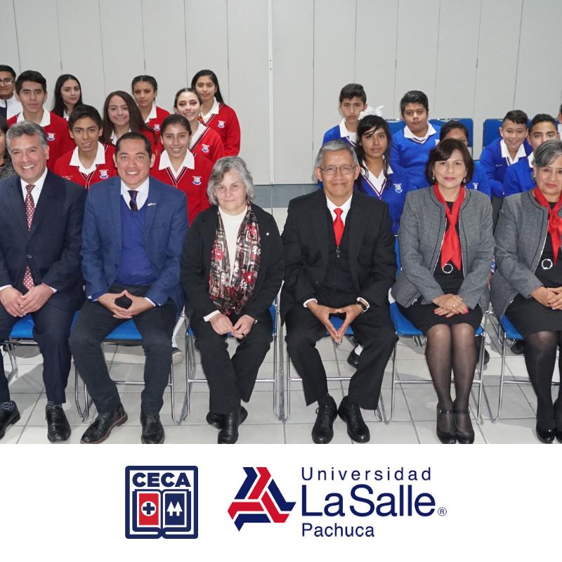Firma del Convenio CECA-LA SALLE Featured Photo