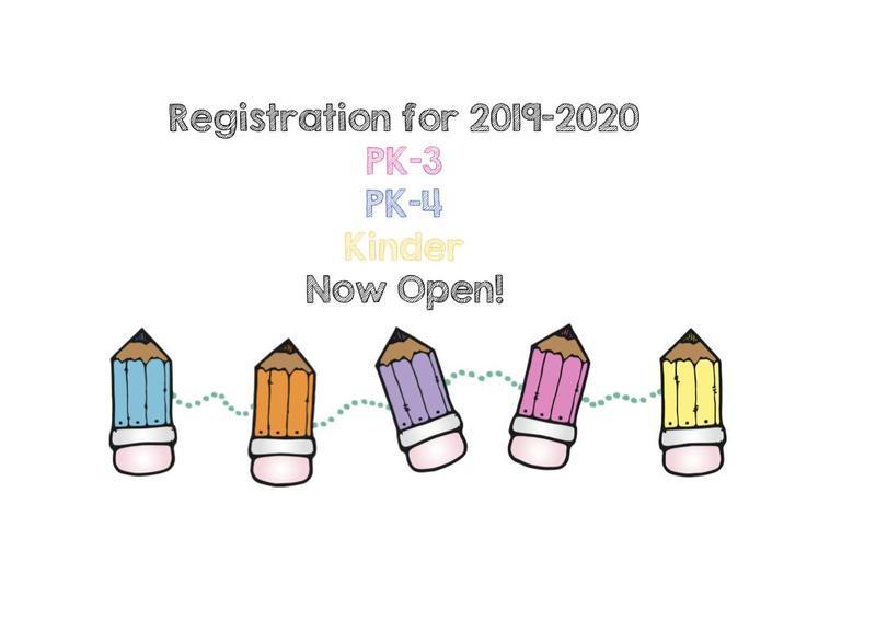 registration open picture