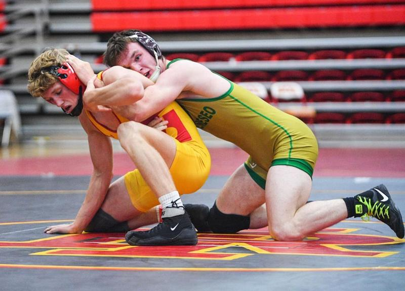 Rock Island wins IWCOA regional wrestling tournament Featured Photo