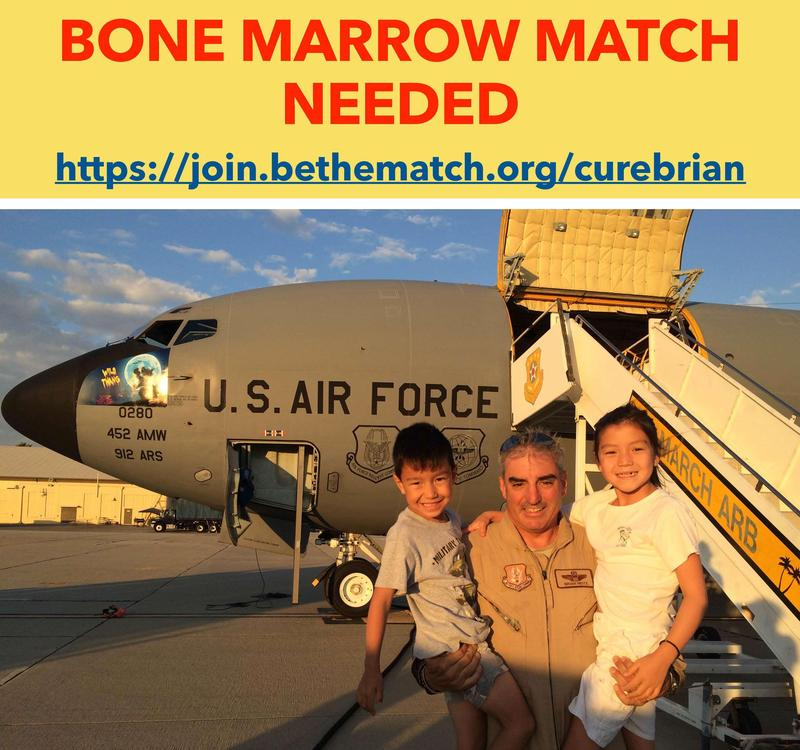 Bone Marrow Match Needed! Thumbnail Image