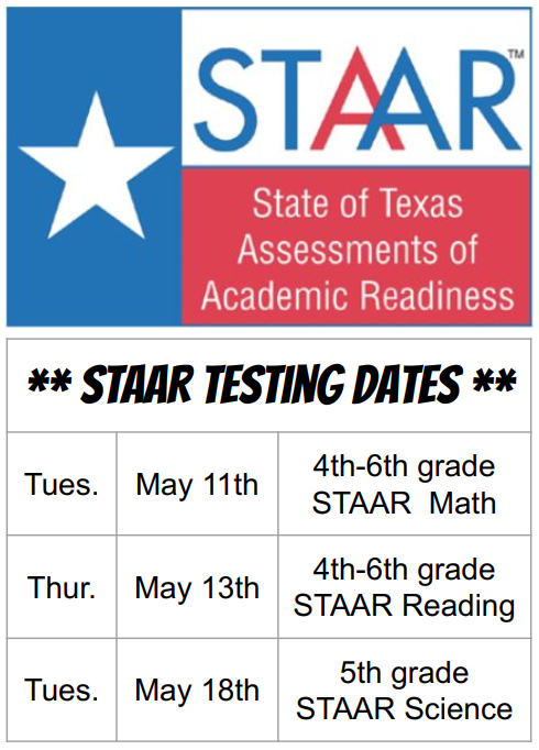 STAAR Testing Information Featured Photo