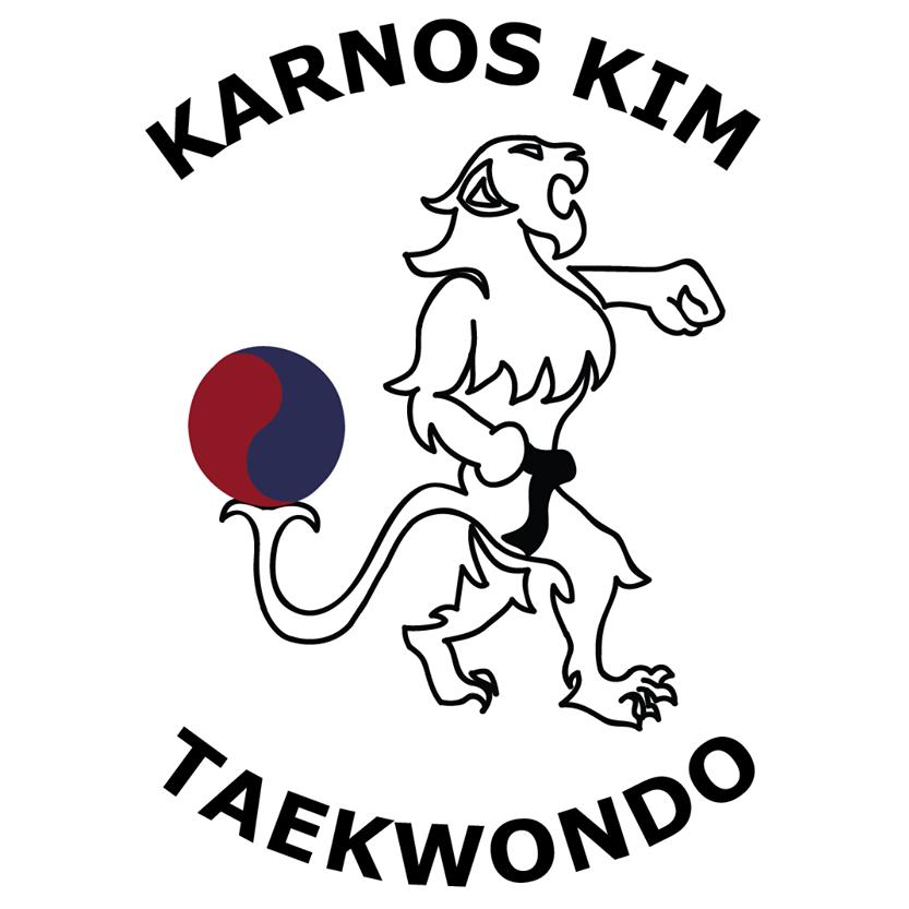 Karnos Kim TKD logo