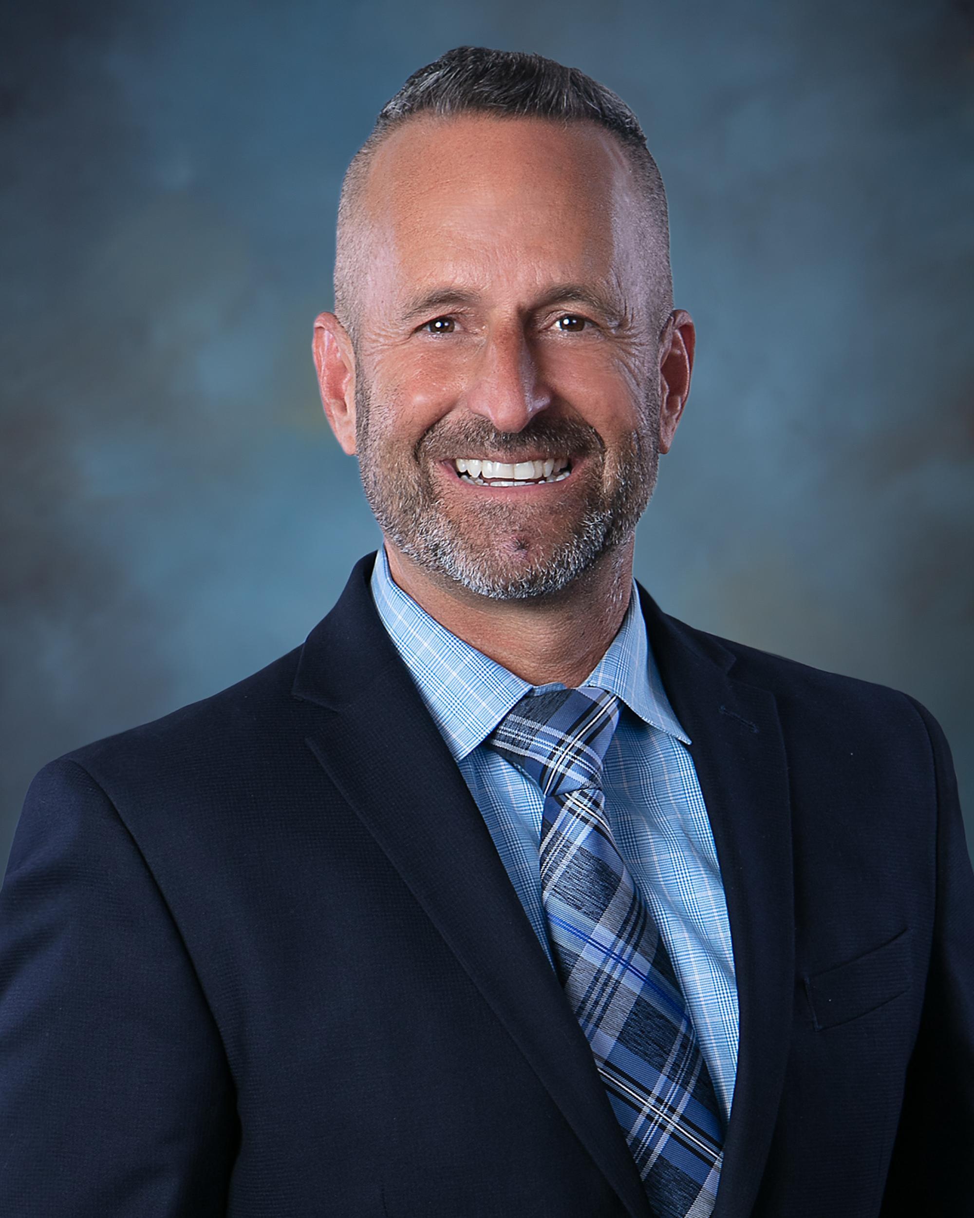 Superintendent Marc Patterson