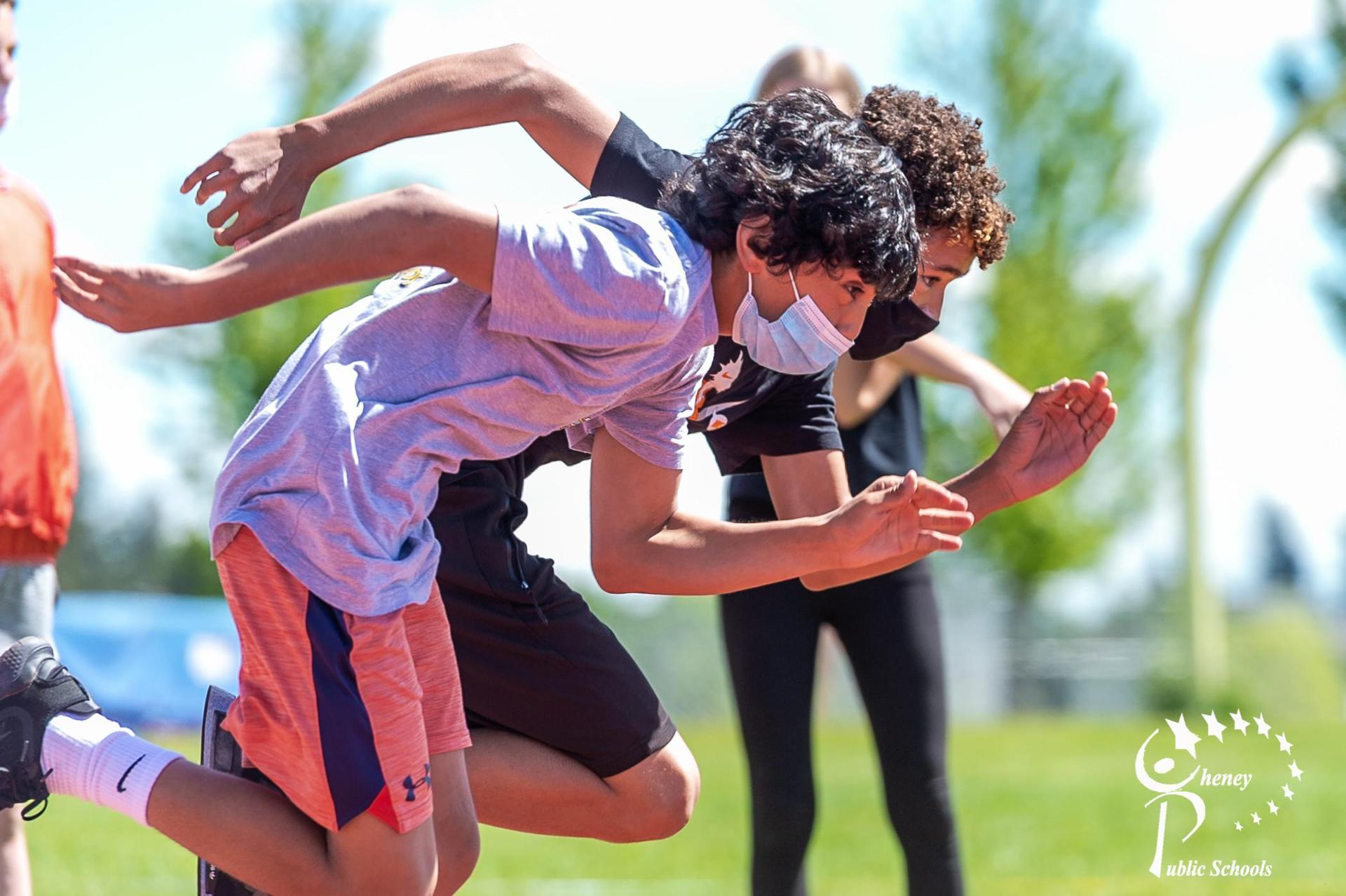Track & Field PLUS 2021 Season