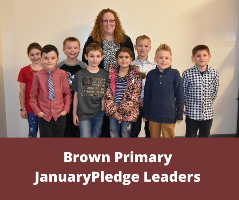 Pledge Leaders