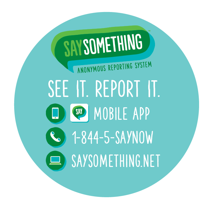 Say Something Mobile App Thumbnail Image