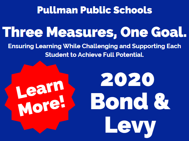 2020 Bond and Levy: Learn More! Thumbnail Image