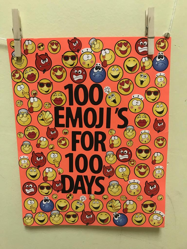 100 days 2018