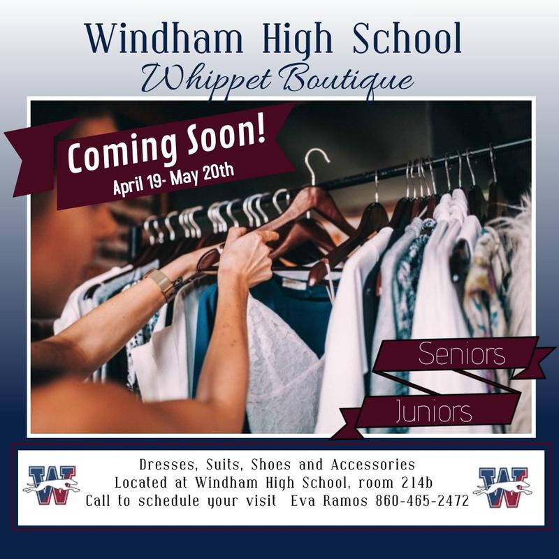 Whippet Boutique Opening April 19- May 20th Thumbnail Image