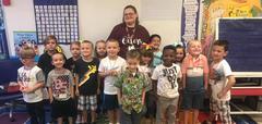 Mrs. Plaia's Kindergarten Class