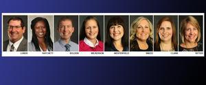 New principals