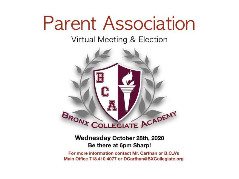 Parent Association Meeting Featured Photo