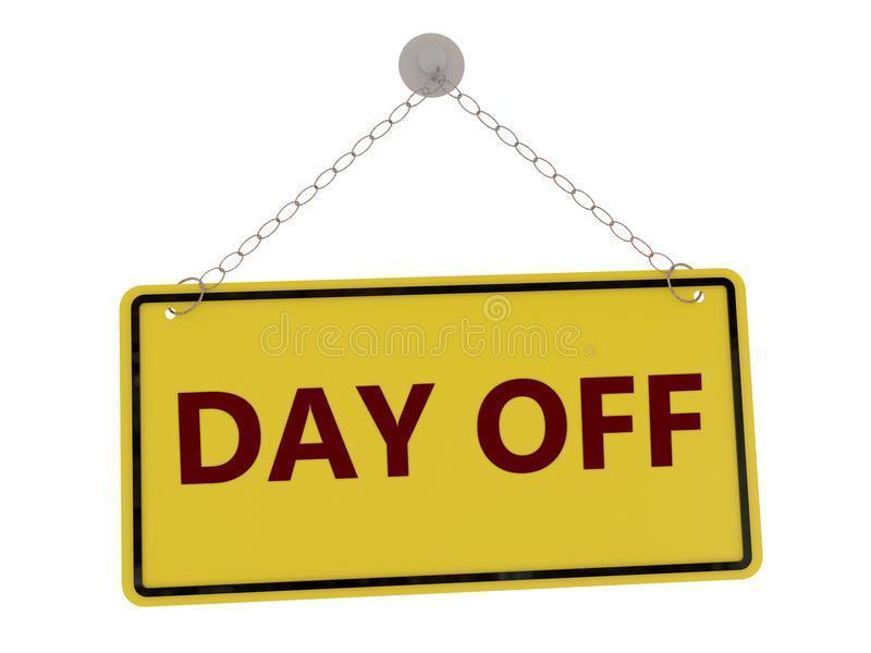 School Day Off 9/10