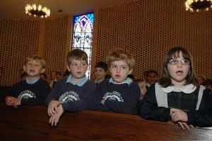 About Us - St. Egbert Catholic School