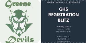 GHS Registration