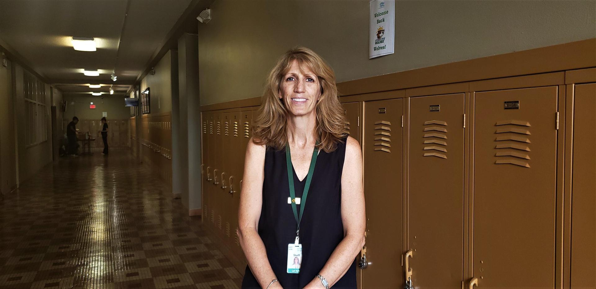 Lori Kuhn, CFO/Administration