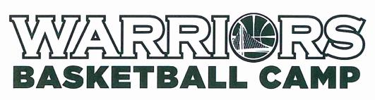 Warriors Basketball Camp Logo