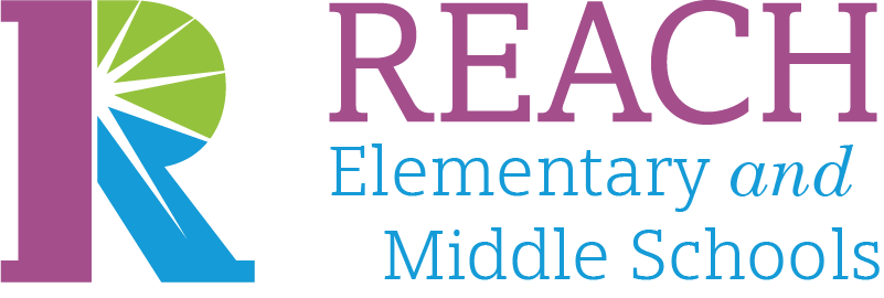REACH Elementary and Middle Schools Logo