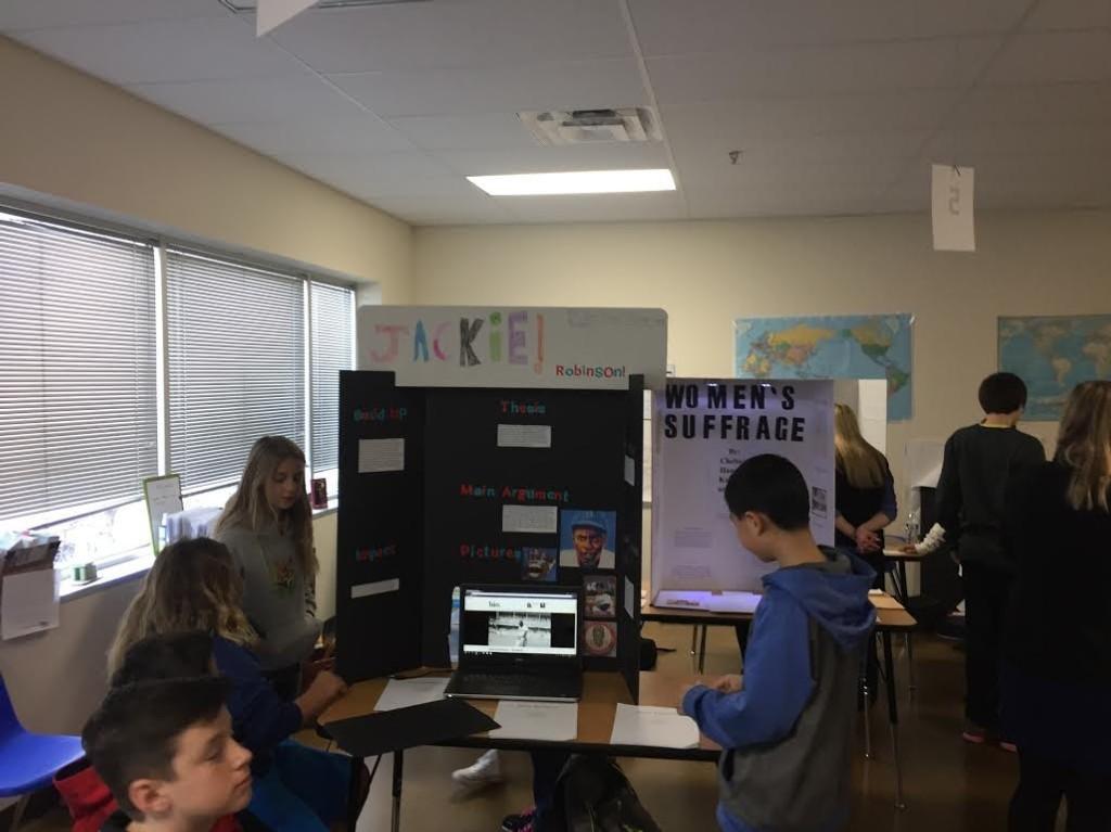 National History Presentations