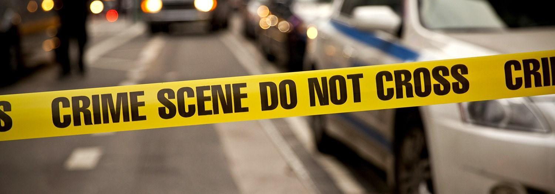 Crime Scene Tape 'Do Not Cross'