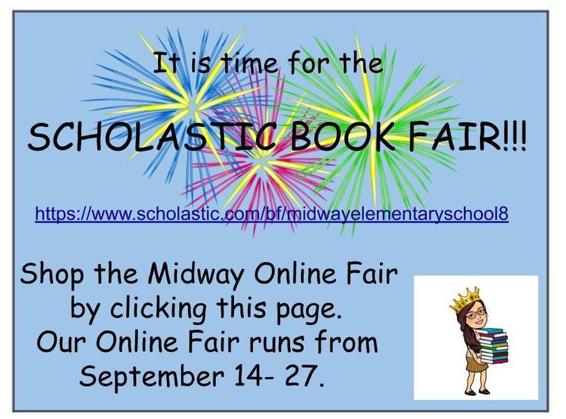 book fair shopping link