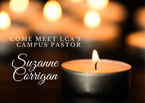 Introducing the LCA Campus Pastor...Suzanne Corrigan! Featured Photo