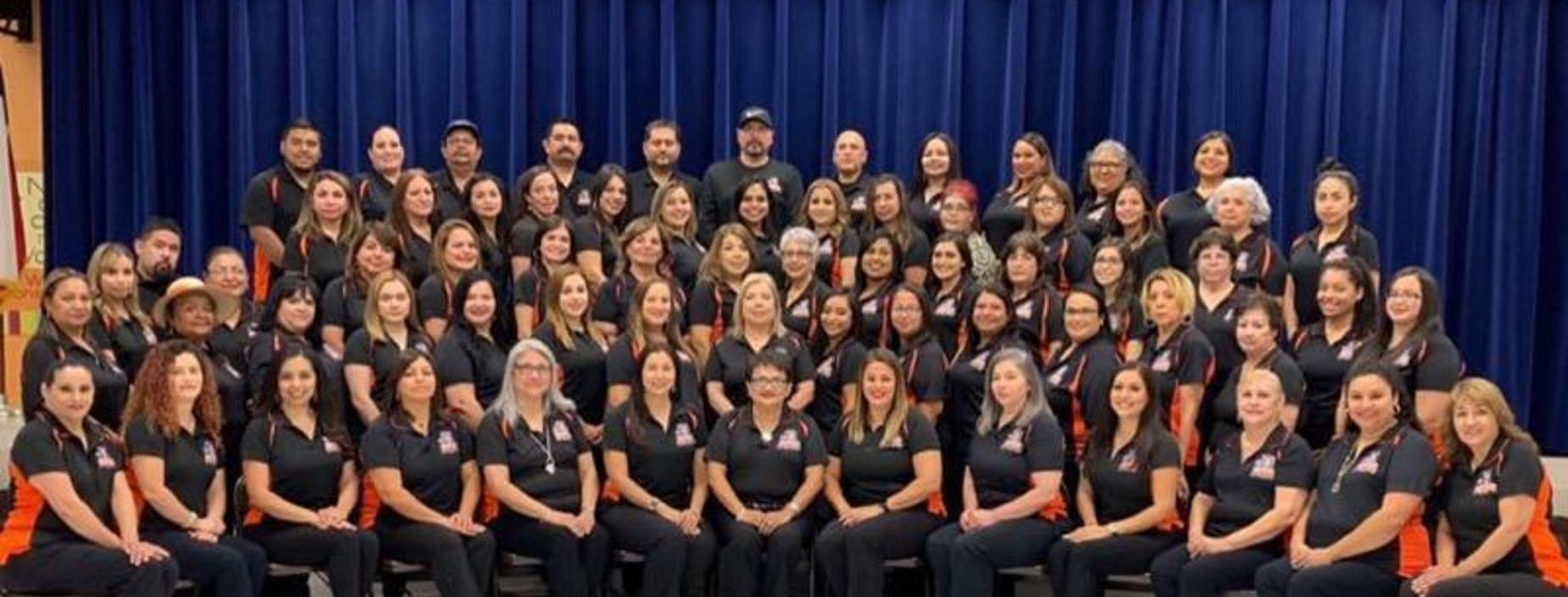 Staff Group Picture