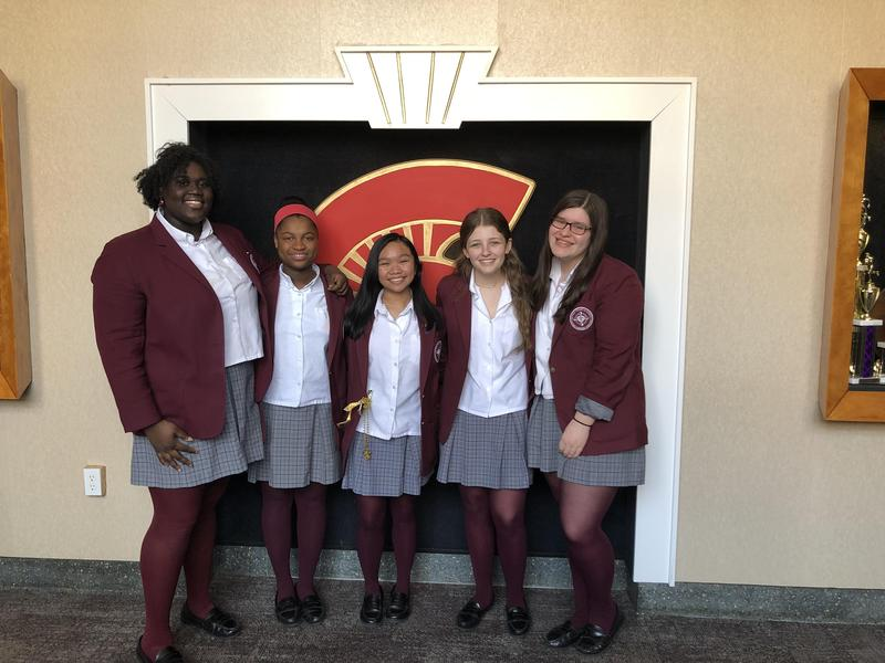 Five Sophomores Qualify for Speech and Debate Nationals Featured Photo