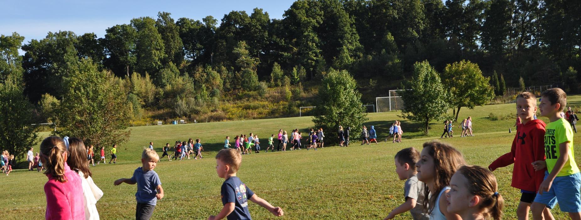 National Run at School Day