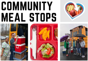 Community Meal Stops