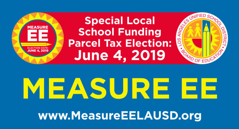 Measure EE Election Date: June 4, 2019 Thumbnail Image