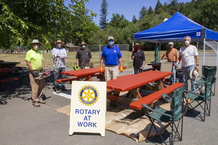Rotary at Work Photo