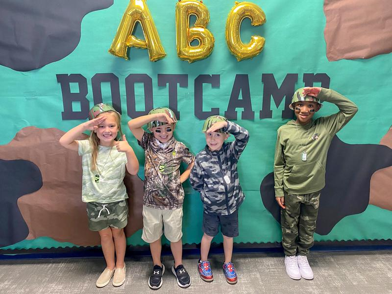 ABC Boot Camp at Spring Hill Primary
