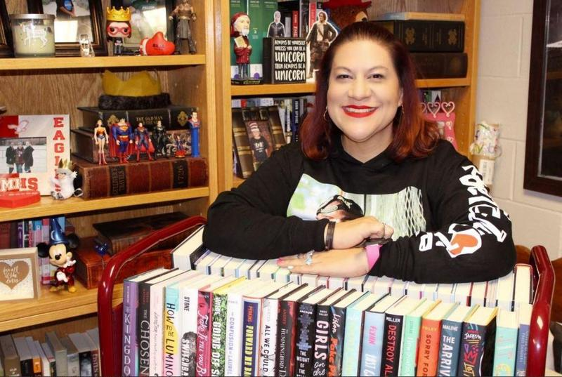 MHS Librarian signs book deal with Philomel an imprint of Penguin Random House Featured Photo