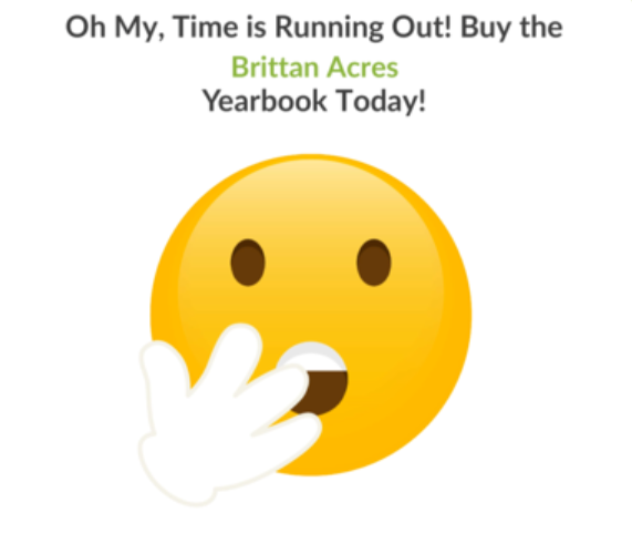 Order Yearbook Now