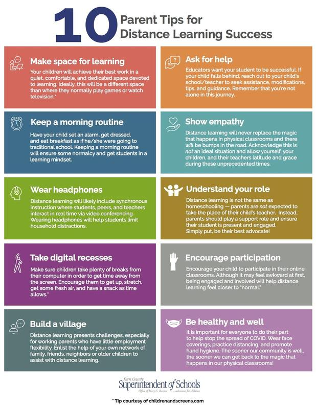 10 Tips for Distance Learning Success Thumbnail Image