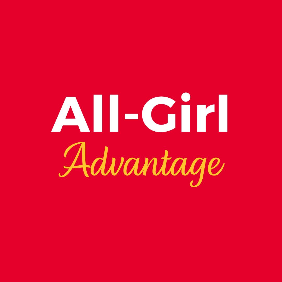all girl advantage